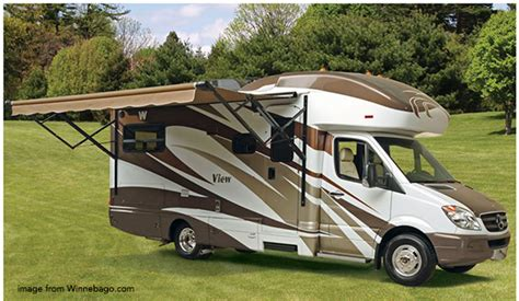 Mpg Travel Trailer Floor Plans by The Best Small Motorhome S Living Large In A Small Space