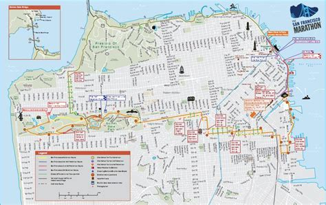 san francisco race map san francisco marathon 2014 2015 date registration