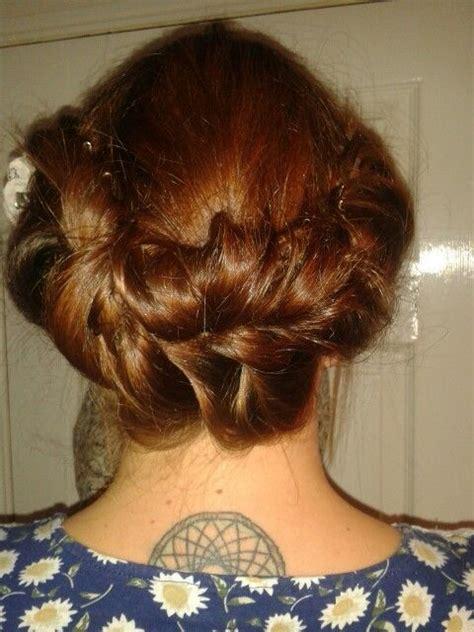 downton abbey men hairstyles braid wedding hairstyles plait period drama hair