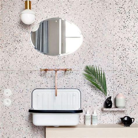 pinterest wallpaper trends pinterest predicts the top home trends of 2018 terrazzo