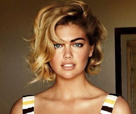what is kate upton natural hair color kate upton short hair vogue june 2013 hayuuur makeup