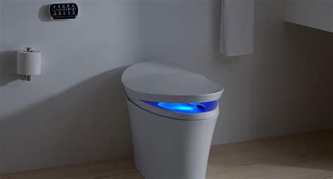 future toilet kohler veil the intelligent toilet of the future dude