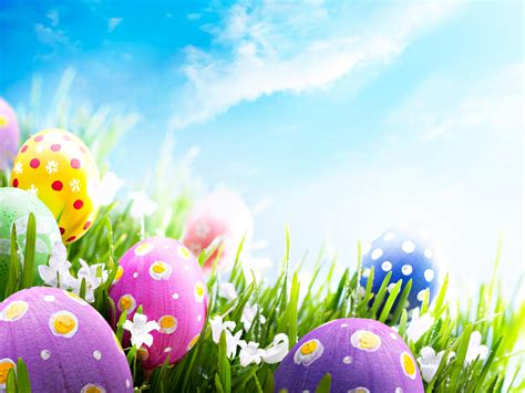 happy easter wallpaper free large images