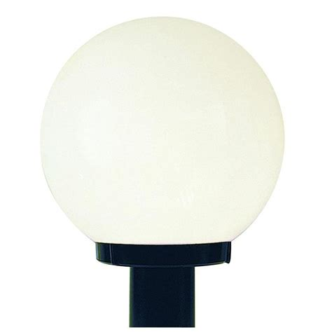 sunset mchenry 1 light black outdoor post light f9150 31