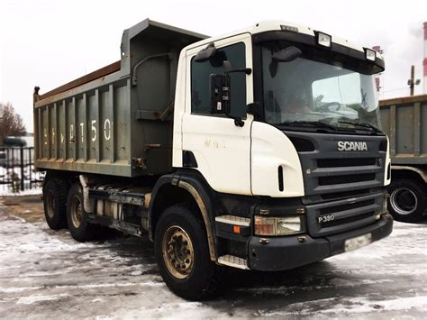 used scania p380 dump trucks year 2011 price 41 560 for