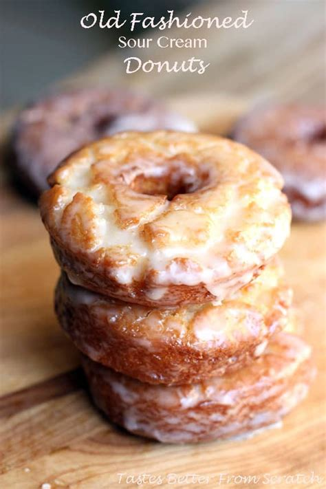 Galerry donut recipes from scratch
