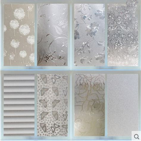 why is frosted glass used in a bathroom window 25 best ideas about privacy window film on pinterest