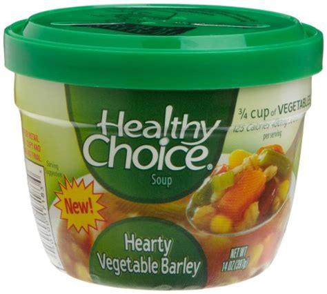 Healthy Choice Garden Vegetable Soup Healthy Choice Hearty Vegetable Barley Soup 14 Ounce