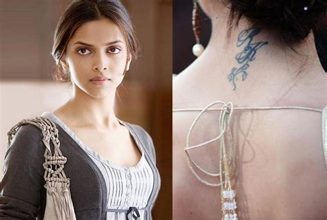 10 bollywood actress tattoos photos hindi tamil