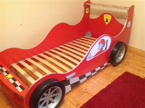 racing car bed for sale in castletown meath from rachel324