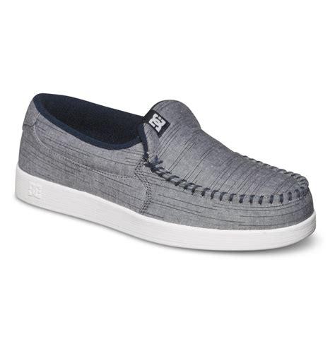 Dc Slipon s villain tx slip on shoes 887767913848 dc shoes