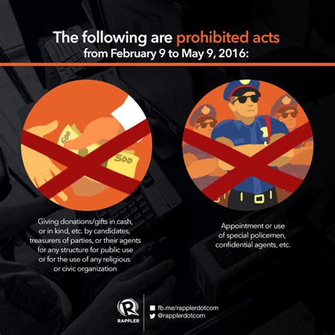 list of senatorial candidates for may 9 election calendar of activities list of bans for 2016 philippine