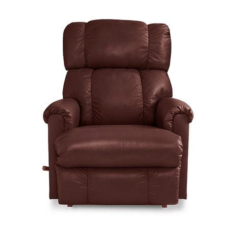 lazy boy pinnacle leather recliner lazboy 10 512 pinnacle leather rocker recliner hope home