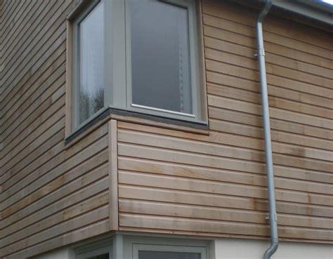 wr cedar shiplap cladding western red cedar devon and cornwall