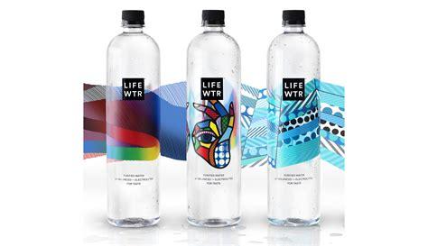 Premium Liquid Mudo pepsico launches premium water brand lifewtr fortune