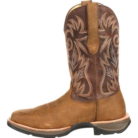 comfortable mens cowboy boots red up rebel by durango s comfortable western boot