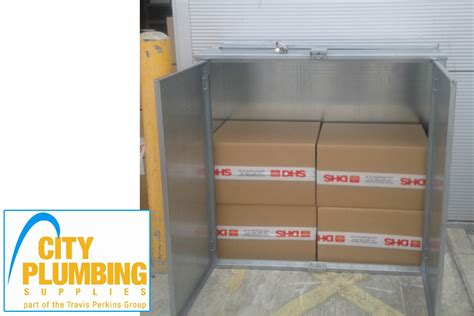 Coty Plumbing by City Heating Spares Rolls Out Drop Box Service Professional Builders Merchant
