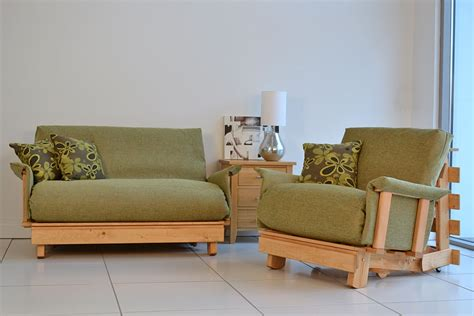 Traditional Sofa Beds by Traditional Futon Sofa Bed Single Size Sit And Sleep