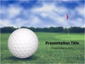 golf powerpoint template golf powerpoint template powerpoint theme