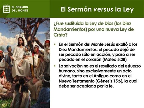 notas de elena lecci n 10 llorad y aullad escuela sab tica sermon del monte la ley del talion 03 sermon del monte 1