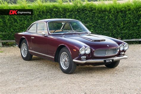 Maserati 3500 Gt For Sale by Maserati 3500 Gt Touring 1962 For Sale Classic Trader