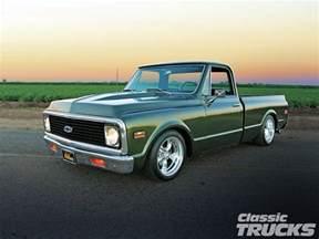 1972 chevrolet c10 classic trucks magazine