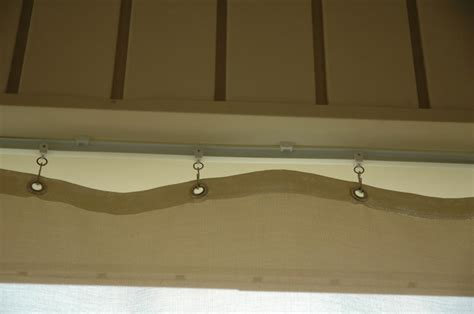 Outdoor Curtain Project Curtain Tracks Com