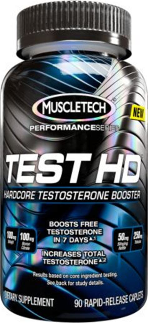 hd test test hd by muscletech at bodybuilding best prices