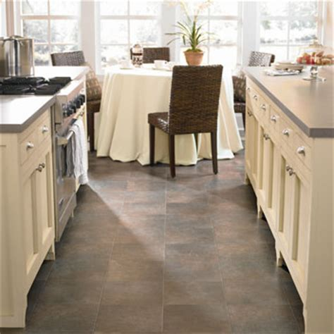 kitchen flooring ideas vinyl kitchens flooring idea sobella classic toscana by