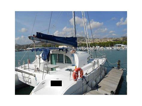 catamaran for sale italy lagoon 380 in italy catamarans sailboat used 05555 inautia