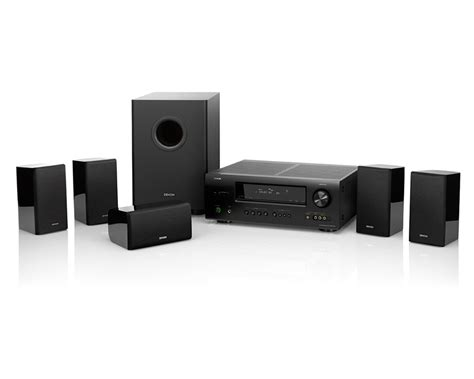denon dht 1312xp 5 1 channel home theater system