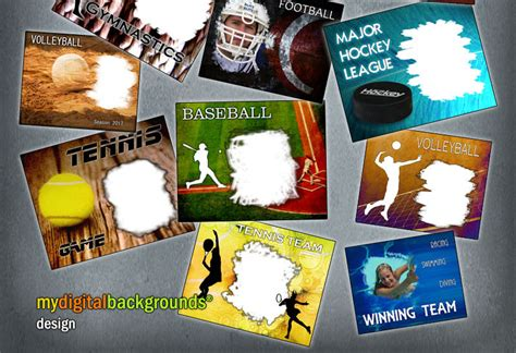 sports psd templates  photographers images  photoshop sports templates sports
