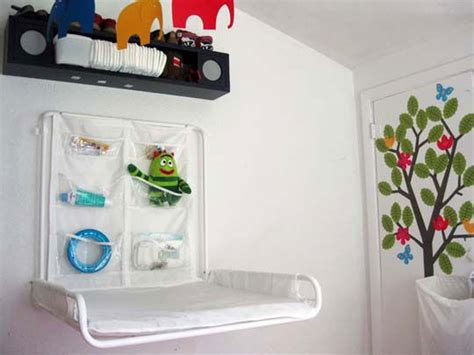 Ikea Antilop Wall Mount Changing Table Reader Review