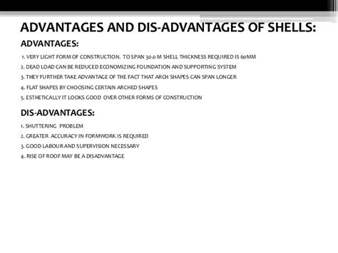House Foundation Types by Shell Structures Advanced Building Construction
