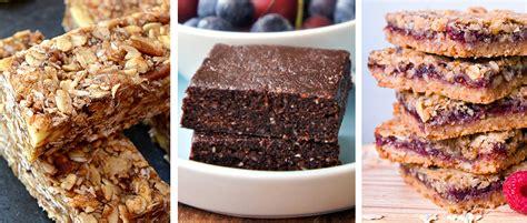 healthy energy bars recipe 16 healthy energy bar recipes daily burn