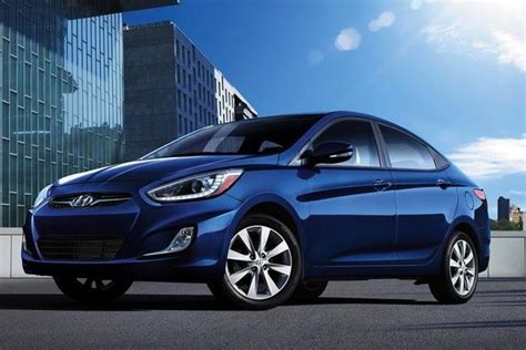 how much is a hyundai accent 2014 hyundai accent new car review autotrader