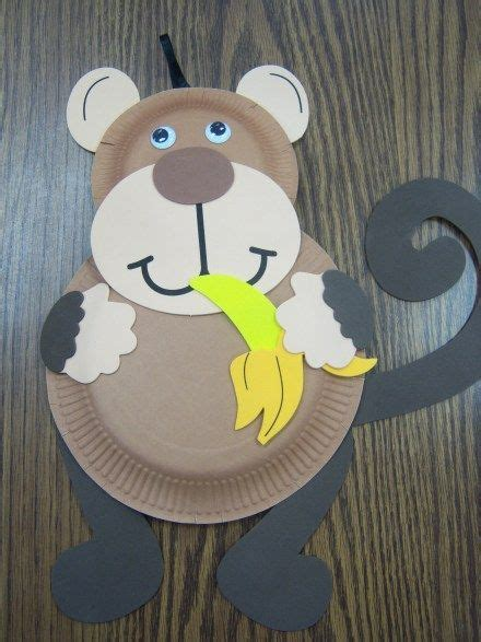 new year and craft monkey monkey crafts monkey and new years on