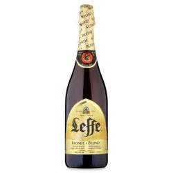 Wine Basket Delivery Morrisons Leffe Blonde Belgian Beer Bottle 750ml Product Information