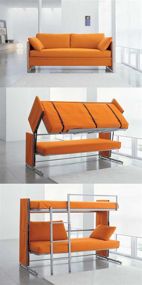 space saving sofa bed 10 smart space saving furniture designs bridgman