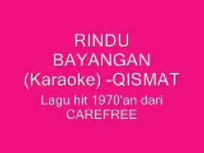 gratis rindu manyeso lagu music on 1 musica quot rindu bayangan quot qismat alias versi karaoke lagu hits