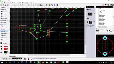 sprint layout tutorial youtube sprint layout создание плат быстро компактно и красиво