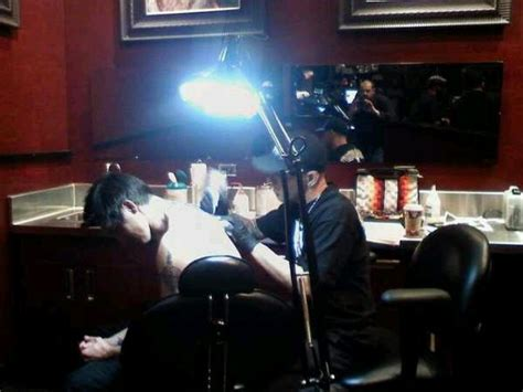 zak bagans back tattoo 118 best ghost adventures images on creepy