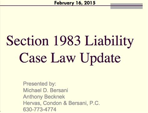 section 1983 cases section 1983 cases 28 images section 1983 case law