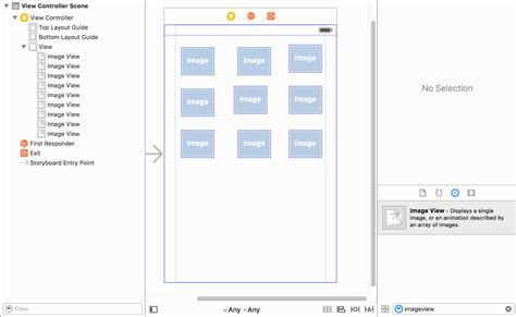 grid layout xcode ios creating a 3x3 grid with auto layout constraints