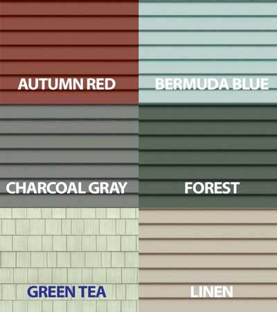 certainteed siding colors certainteed vinyl siding colors images