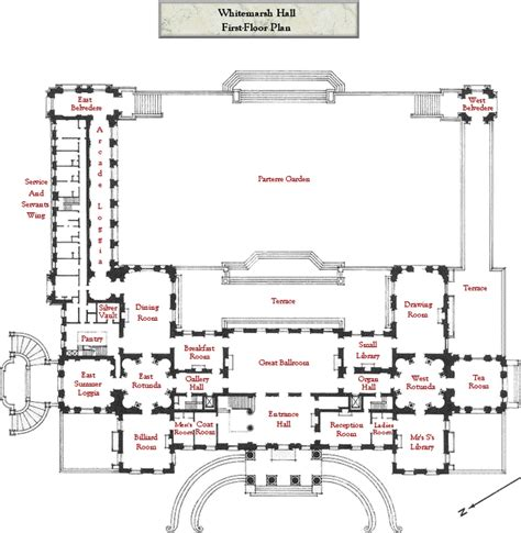 floor plan downton abbey a library of design linen rooms luggage rooms serveries