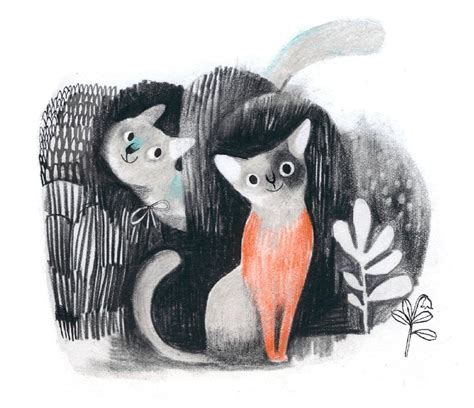 libro jane the fox and resultado de imagen de isabelle arsenault naif illustration ilustraciones y gato