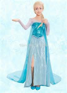 elsa frozen costume chinese goods catalog chinaprices net