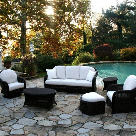 New Habitat Pieces Show Rattan Makes Stylish Indoor Indoor Patio Furniture Sets