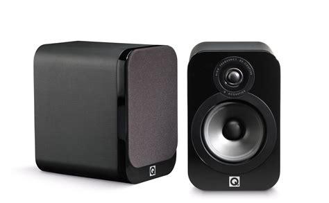 Paragon Acoustics Bookself Speaker q acoustics 3020 bookshelf speakers in the q the audiophile